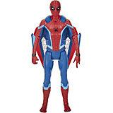 """Игровая фигурка Spider-Man """"Возвращение домой"""" Человек-Паук с планерным снаряжением, 15 см"""