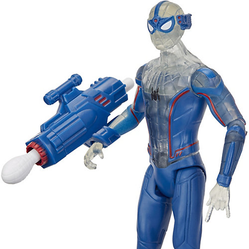 """Игровая фигурка Spider-Man """"Возвращение домой"""" Человек-Паук под прикрытием, 15 см от Hasbro"""