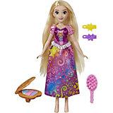 Кукла Disney Princess Рапунцель с радужными волосами