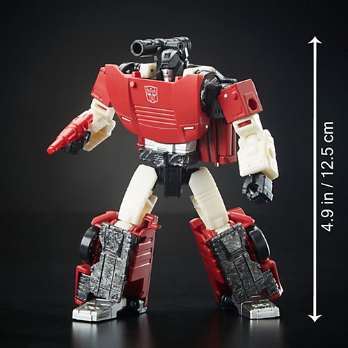 "Трансформер Transformers ""Война за Кибертрон"" Делюкс Сайдсвайп от Hasbro"