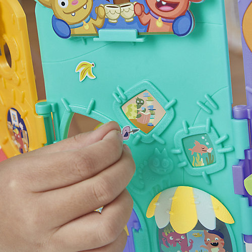 Игровой набор Ugly Dolls Агливилль, с фигурками от Hasbro
