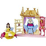 Игровой набор Disney Princess Royal Clips, Спальня Белль