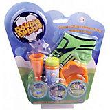 Характеристики:  • материал: пластик • в наборе: раствор, трубка для выдувания, лоток, носок • страна бренда: