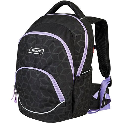 Рюкзак Target Collection Astrum, фиолетовый - черный от Target Collection