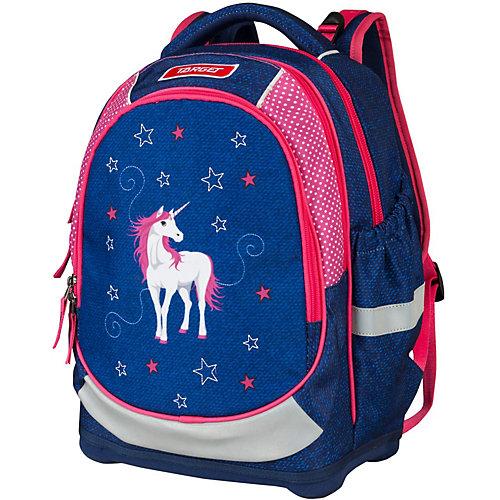 Рюкзак Target Collection «Белая лошадь», суперлегкий - фиолетовый от Target Collection
