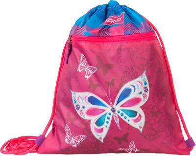 Сумка для детской сменной обуви Target Collection «Бабочка», розовый