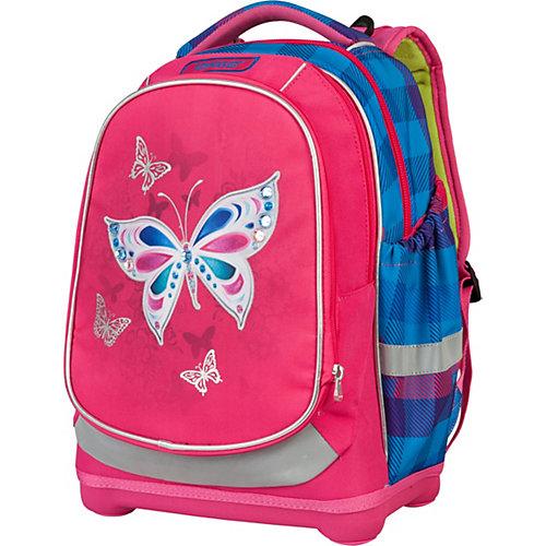 Рюкзак Target Collection «Бабочка», суперлегкий, розовый - розовый от Target Collection
