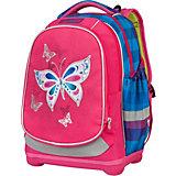 Рюкзак Target Collection «Бабочка», суперлегкий, розовый