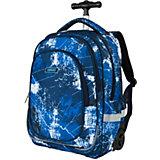 Рюкзак-тележка Target Collection Blue, синий