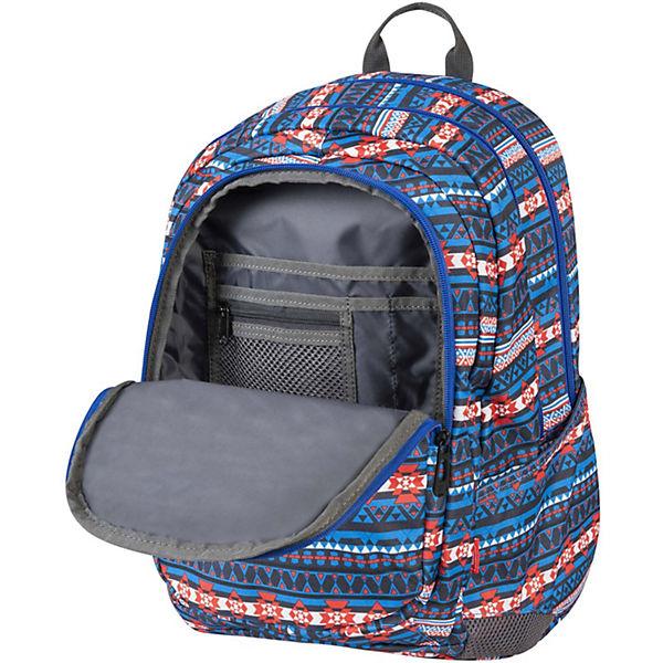 Рюкзак 3 zip Target Collection «Инки»