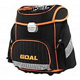 Ранец Target Collection FC Holland, черно-оранжевый