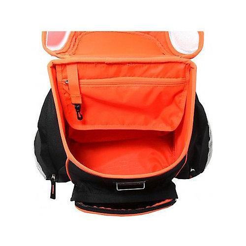 Ранец Target Collection FC Holland, черно-оранжевый - черный от Target Collection