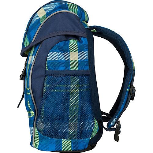 Дошкольный рюкзак Target Collection «Парашютист» - синий/зеленый от Target Collection