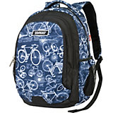 Рюкзак Target Collection Bycicle,синий