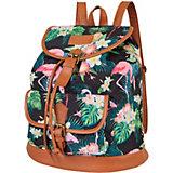 Рюкзак Target Collection Floral, черный