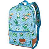 Рюкзак Target Collection Floral, синий