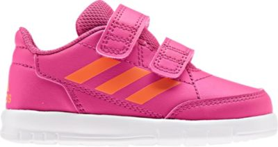 Baby Sportschuhe ALTASPORT CF I für Mädchen, adidas Performance