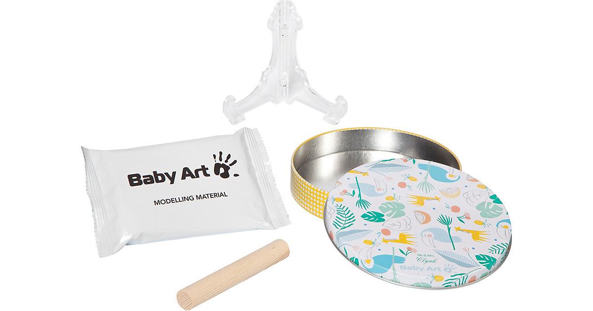 BABY ART · Gipsabdruck Magic Box, Tukan