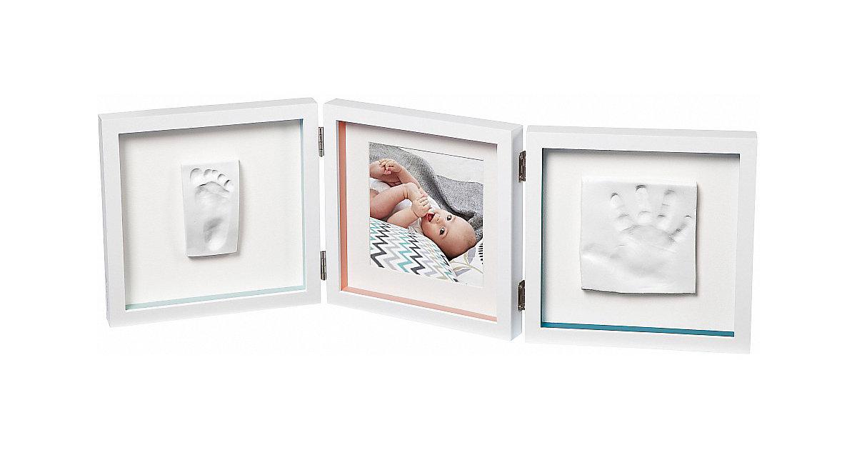 BABY ART · Bilderrahmen My Baby Style, double, weiß