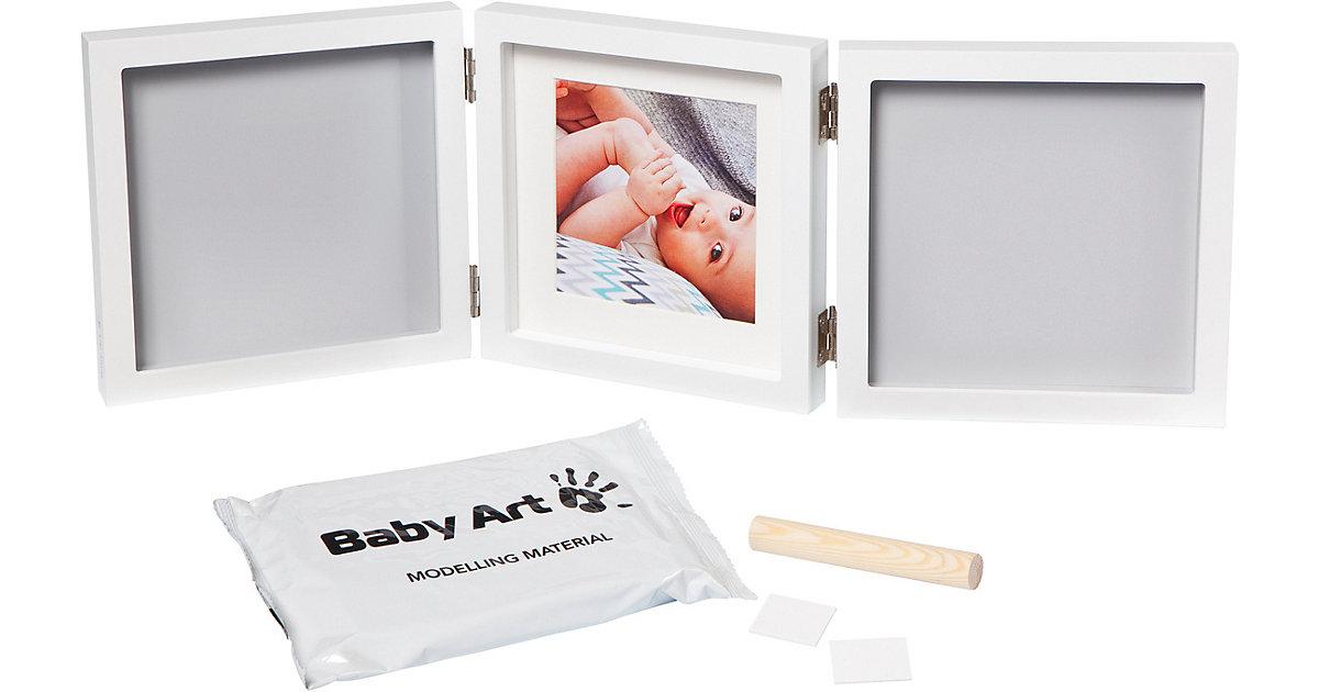 BABY ART · Bilderrahmen My Baby Style, double, grau