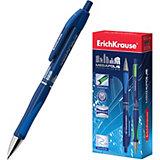 Ручка шариковая автоматическая Erich Krause MEGAPOLIS Concept, синий