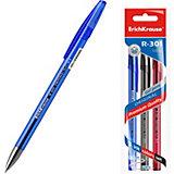 Ручка гелевая Erich Krause R-301 Original Gel 0.5, цвет чернил: синий, черный, красный