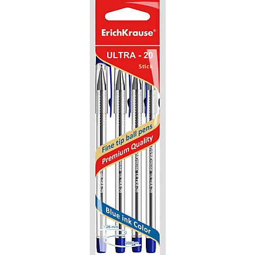 Ручка шариковая Erich Krause ULTRA-20, цвет чернил синий от Erich Krause
