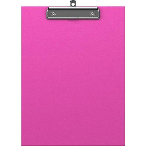Планшет с зажимом Erich Krause, Neon, А4, розовый от Erich Krause