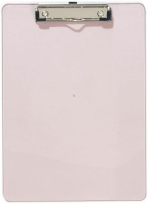 Планшет пластиковый Erich Krause с верхним зажимом, A4