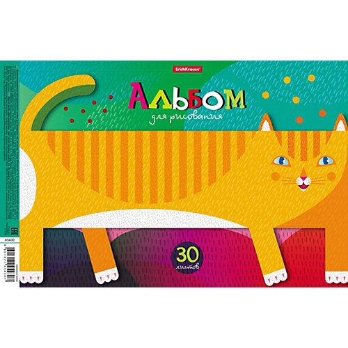 Альбом для рисования Erich Krause «Котя», А4, 30 листов от Erich Krause