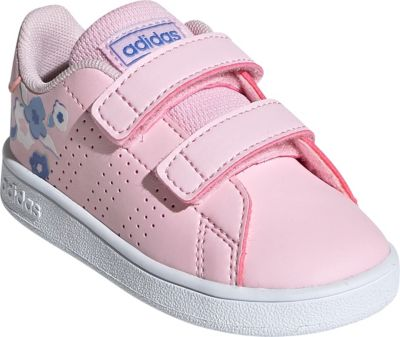 adidas Turnschuhe Kidrun I adifit Rosa Grau Gr. 22