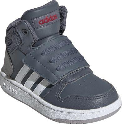 Sneakers High HOOPS MID für Jungen, adidas Sport Inspired