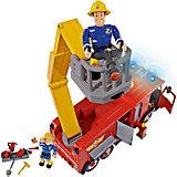 """Пожарная машина Simba """"Пожарный Сэм"""", 28 см"""