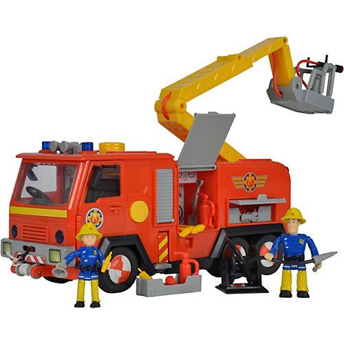 """Пожарная машина Simba """"Пожарный Сэм"""", 28 см от Simba"""