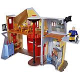 """Пожарная станция Simba """"Пожарный Сэм"""", свет/звук, 30 см"""
