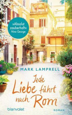 Buch - Jede Liebe führt nach Rom