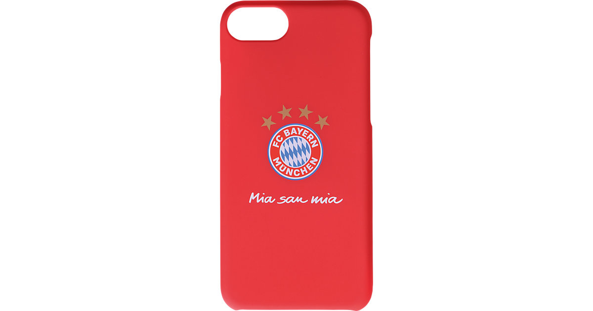 Handycover FC Bayern Logo iPhone 8 rot Gr. iPhone 7 / 8