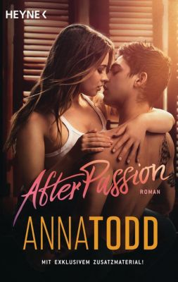 Buch - After passion