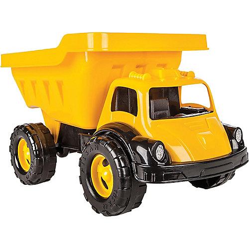 Грузовик Pilsan Truva Truck, желтый от Pilsan