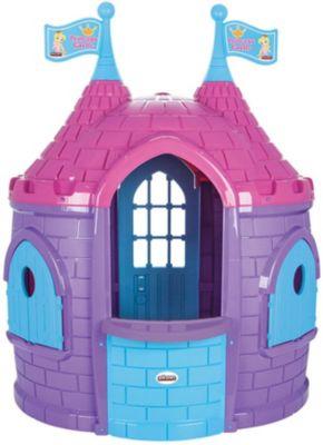 """Игровой домик Pilsan """"Замок принцессы"""", лилово-розовый"""