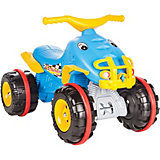 Квадроцикл-каталка Pilsan Cengaver, синий