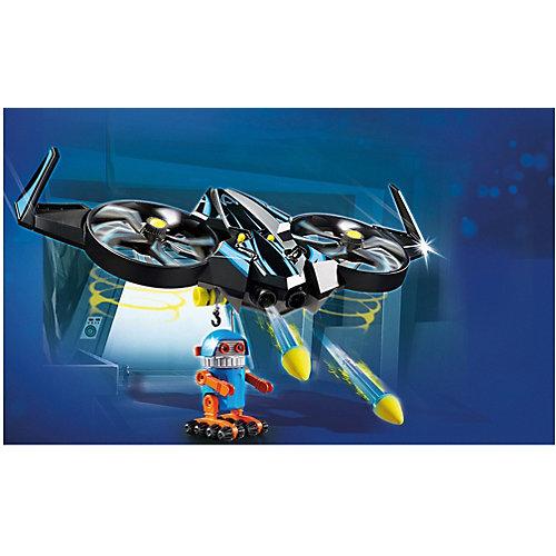 """Конструктор Playmobil """"Роботирон с дроном"""", 18 элементов от PLAYMOBIL®"""