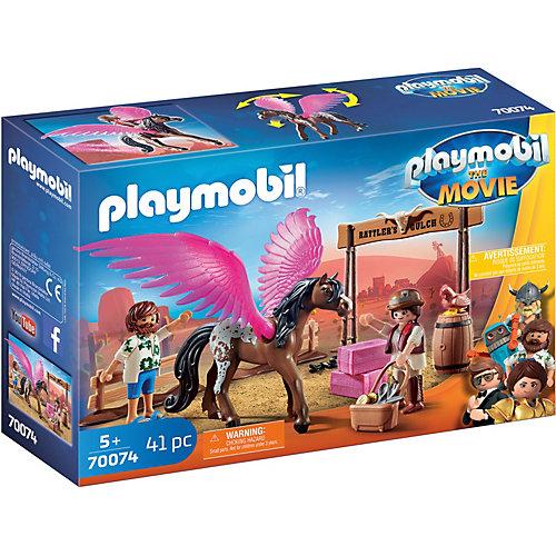 """Конструктор Playmobil """"Марла и Дел с Пегасом"""", 41 элемент от PLAYMOBIL®"""