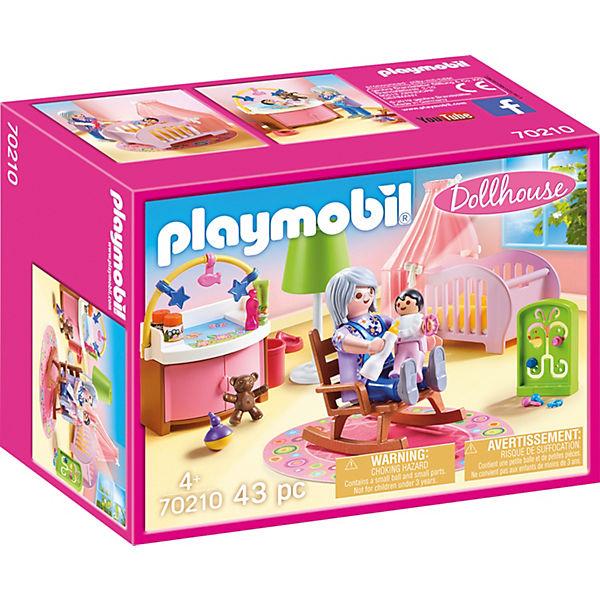 PLAYMOBIL® 70210 Babyzimmer, PLAYMOBIL Dollhouse