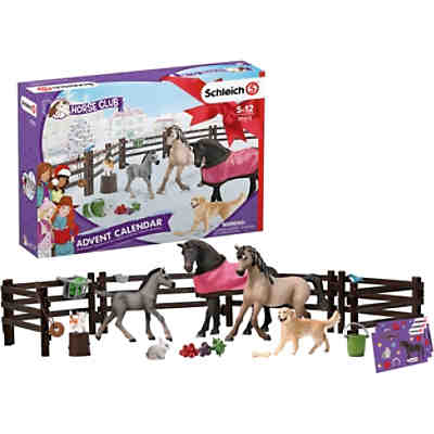 SCHLEICH 97875 Adventskalender Horse Club 2019