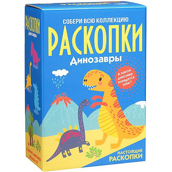 """Набор для проведения раскопок """"Динозавры"""" (большой)"""