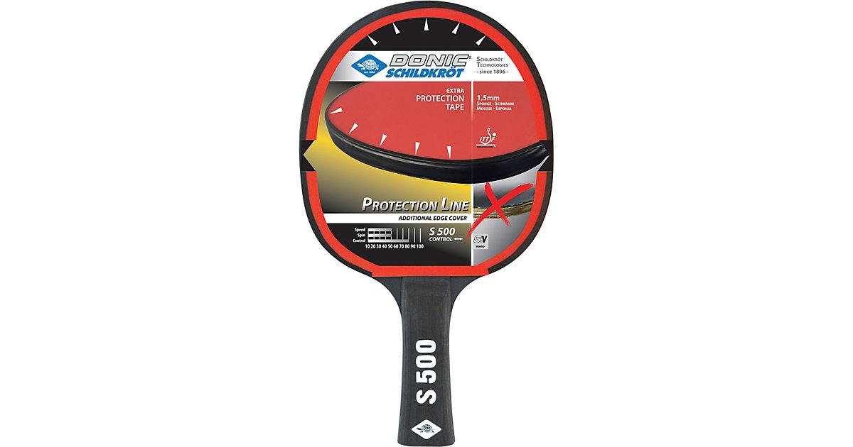 TT-Schläger Protection Line S500 schwarz/rot