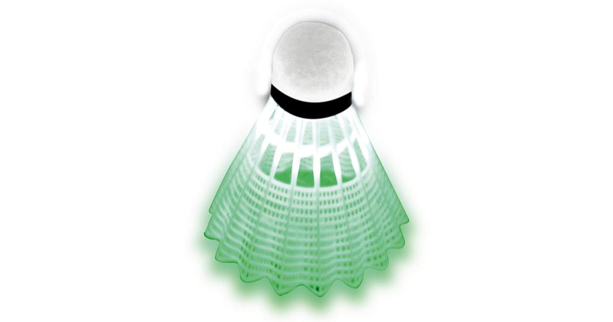 Federball Magic Night LED schwarz/weiß