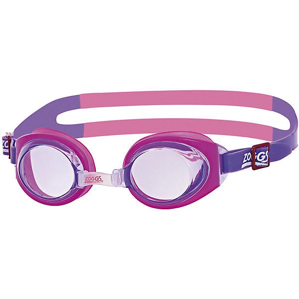 Schwimmbrille Little Ripper, pink-lila