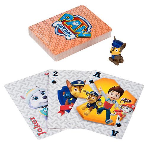 Карточная игра Paw Patrol с фигуркой от Spin Master